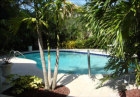 Holmes Beach vacation home with private pool