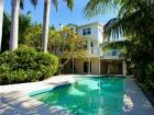 Heated Pool at this Luxury Anna Maria Rental Home