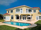 Anna Maria vacation home with pool & bay view
