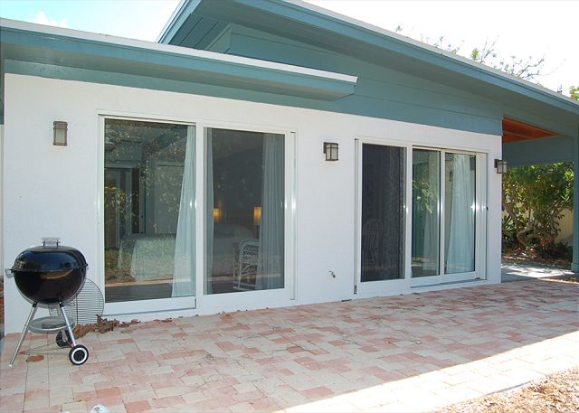 Exterior View of this Anna Maria Island Rental