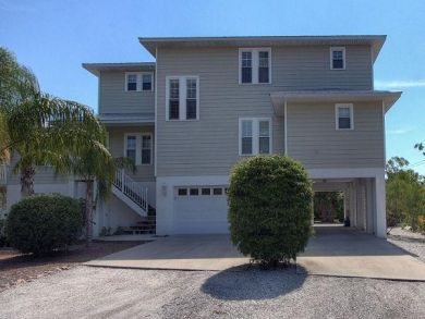 Exterior View of this Anna Maria Island Vacation Home