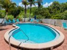 Walk to Beach Condo with Shared Pool in Sanibel, Florida