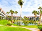 Gulf view vacation condo with lush gardens in Sanibel Island, Florida