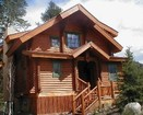Eagle River Log Home for Rent