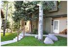 Vail rental condo for skiing with mountain & creek view