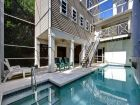 Captiva Island, Florida home for rent with private heated pool
