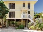 Captiva Island, Florida rental home with short walk to beach