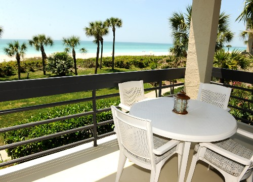 Longboat Key rental with amazing Gulf views