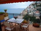 Gorgeous views from your Positano vacation rental