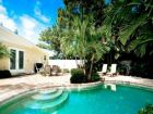 Walk to Beach Vacation Home with Pool in Anna Maria, Florida