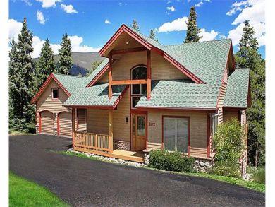 Luxury Breckenridge Ski Vacation Home
