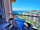 Lahaina rental condo with partilal ocean view