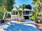 Captiva Island, Florida rental home one block from beach