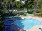 Canal Front Home with Pool & Spa in Anna Maria, Florida