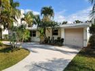 Canal front home for rent in Longboat Key, Florida