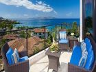 Wailea rental condo with panoramic ocean view