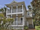 Santa Rosa Beach, Florida vacation home with short walk to beach
