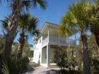 Santa Rosa Beach, Florida rental home with short walk to beach