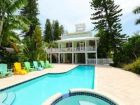 One Block to Bay Beach Rental with Pool in Anna Maria, Florida