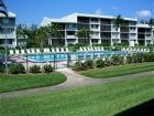 Large swimming pool in Sanibel Island rental condo