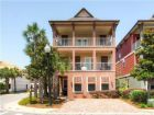 Destin, Florida home for rent withj short walk to beach
