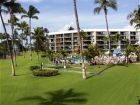 Oceanfront condo complex in North Kihei, Hawaii