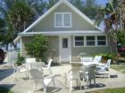 Beach Front Rental Home in Anna Maria, Florida