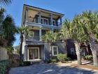 Beachside rental home in Miramar Beach, Florida