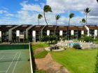 Kihei, Hawaii rental condo with tennis courts & pool