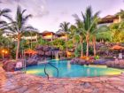 Wailea, Hawaii rental villa with lagoon pool & hot tub