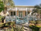 Frangista Beach, Florida rental cottage with short walk to beach