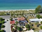 Gulf front home for rent in Longboat Key, Florida