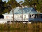Lake front vacation home in Dune Allen, Florida