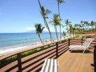 Ocean Front Vacation Rental in Lahaina, Hawaii