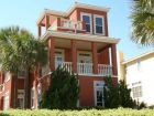Miramar Beach, Florida rental home with beach across the street
