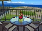 Ocean view villa for rent in Kapalua, Hawaii