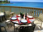 Beach front vacation condo in Kahana, Hawaii