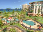 Three swimming pools in Lahaina, Hawaii rental condo