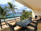 Beach view ental condo in Kihei, Hawaii