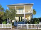 Vacation home for rent in the heart of Crystal Beach, Florida