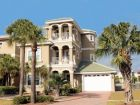 Lake & partial gulf view rental home in Destin, Florida