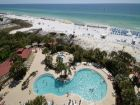 Pool & gulf view vacation condo in Miramar Beach, Florida