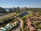Lake, pool & gulf view vacation condo in Miramar Beach, Florida