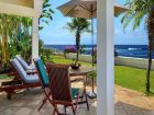 Ocean front home for rent in Poipu Beach, Kauai, Hawaii