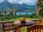 Ocean view vacation condo in Hanalei, Kauai, Hawaii