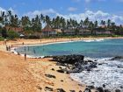 Poipu Beach, Kauai, Hawaii condo for rent located on beach