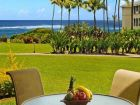 Ocean view vacation rental in Poipu Beach, Kauai, Hawaii