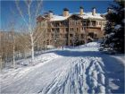 Ski in ski out condo in Aspen, Colorado