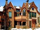 Mountain view rental for skiing in Aspen, Colorado