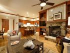 Snowmass Village, Colorado condo for skiing with mountain view